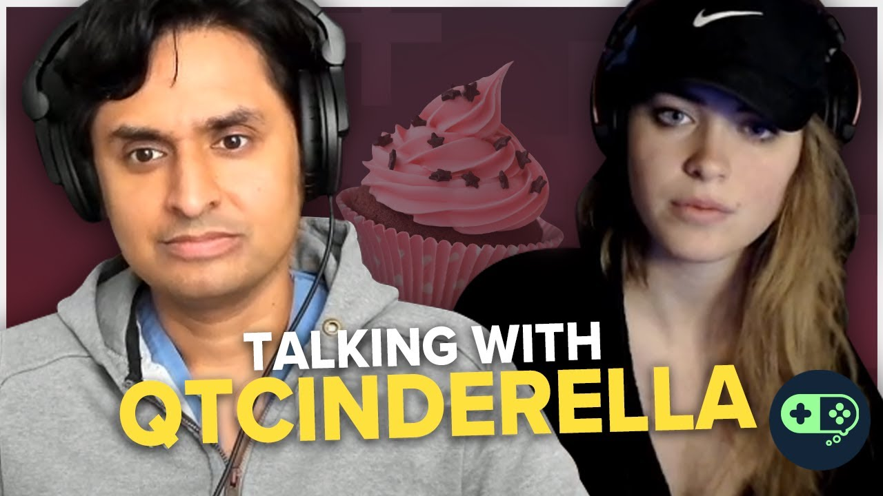 qtcinderella and healthygamer talk about confidence