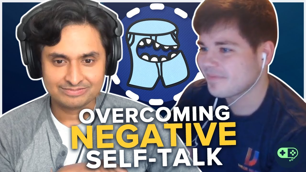 Overcoming NEGATIVE Self-Talk with ConnorEatsPants   Dr. K Interviews
