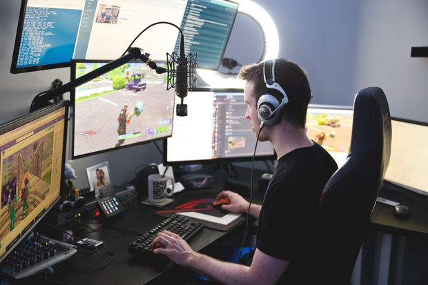 Does Your Son Want to be a Professional Streamer?