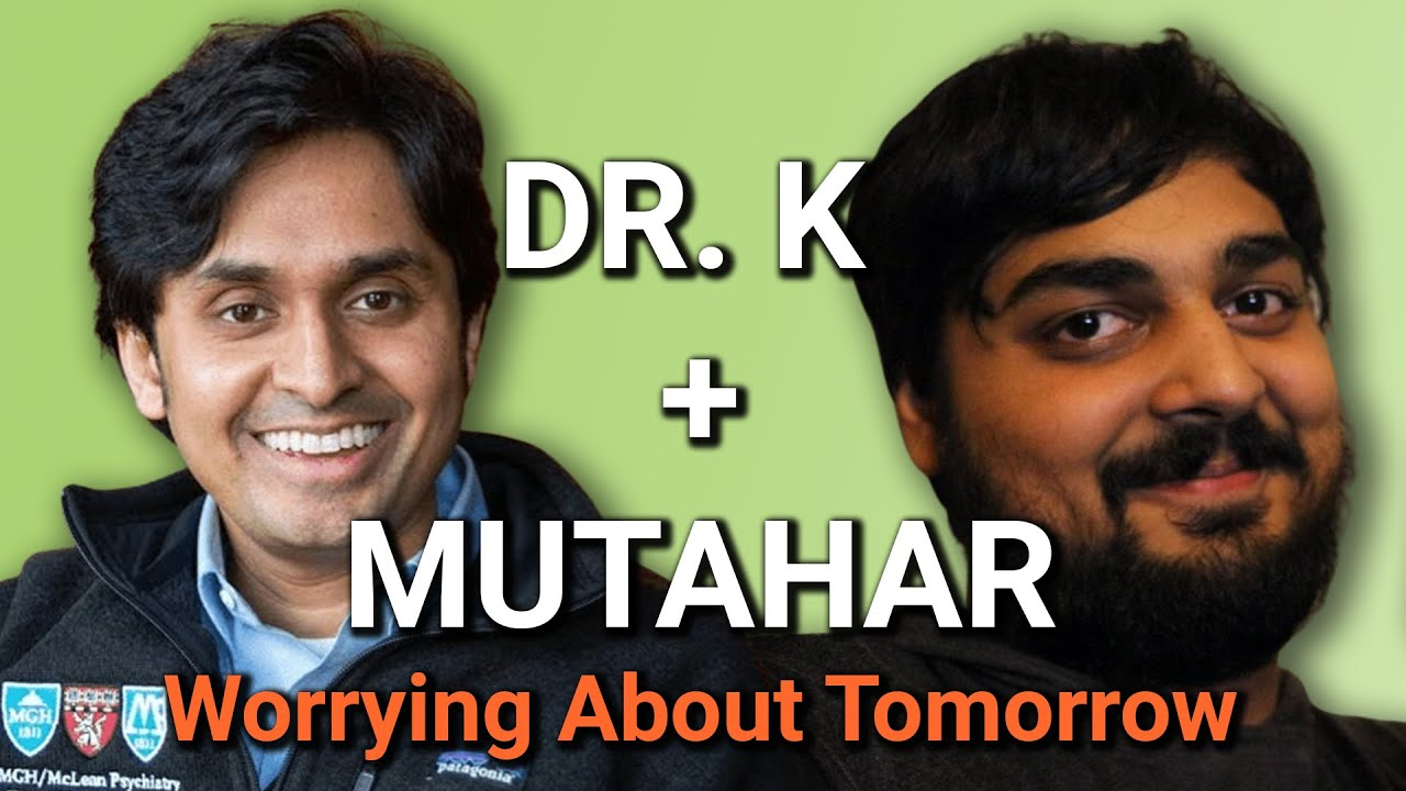 WORRIED ABOUT THE FUTURE w/ Mutahar (SomeOrdinaryGamers)