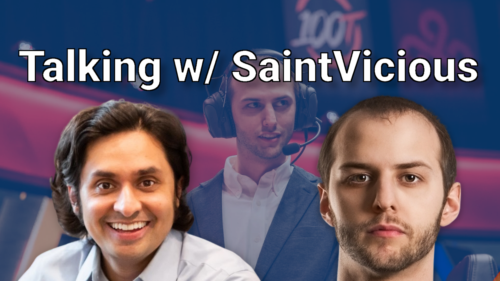 Addictive Personality, Relationships, and Focus w/ SaintVicious