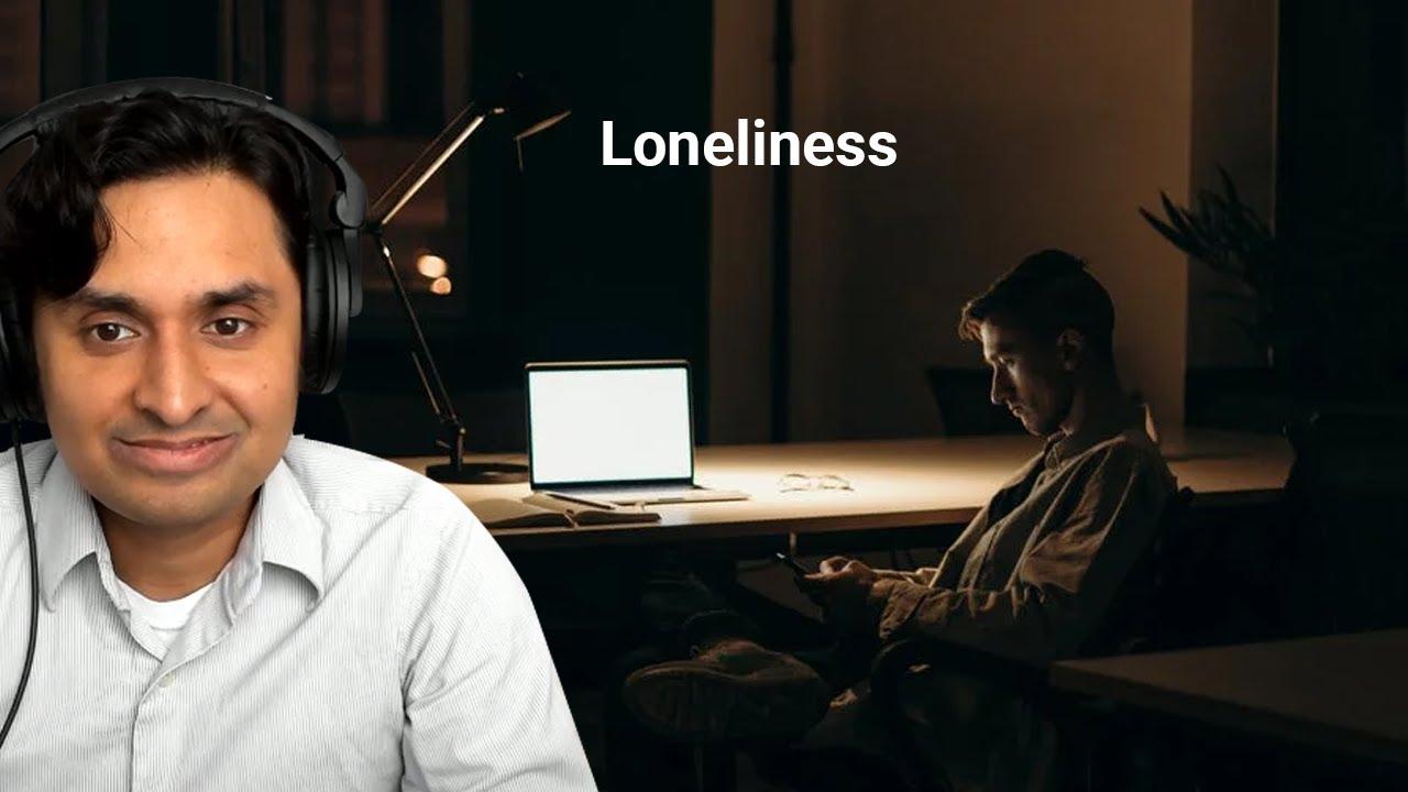 "Psychiatrist on solving ""I lack human connection"""