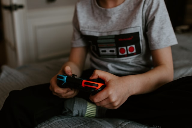 Worried your child is addicted to video games?