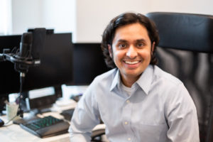 Dr. Alok Kanojia, Harvard-trained Psychiatrist and co-founder of Healthy Gamer.
