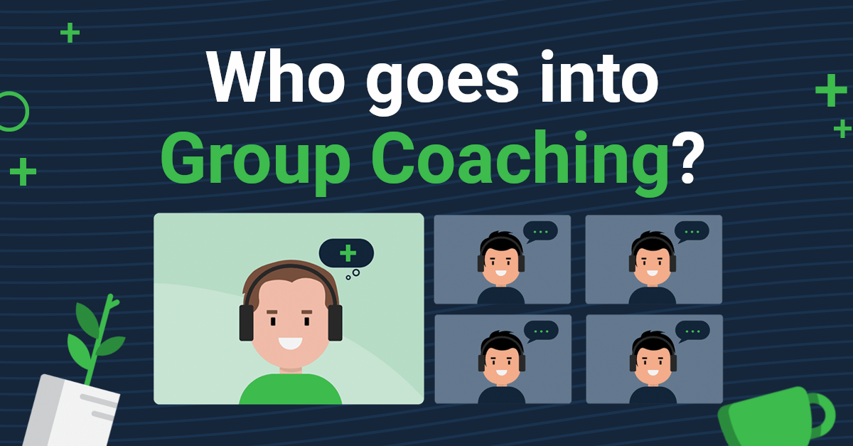 Who Goes into Group Coaching?
