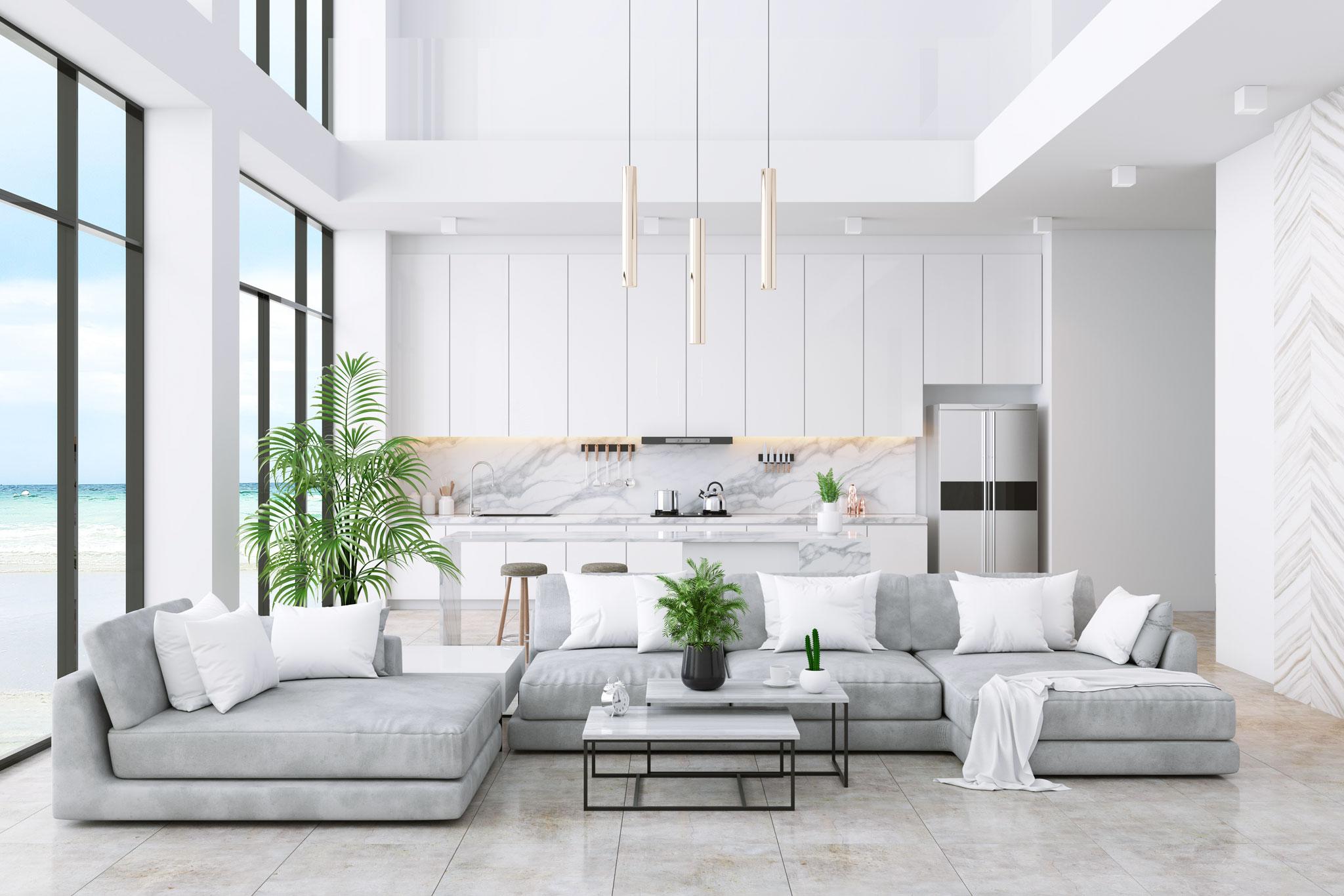 Air Mavericks - Clean Modern Kitchen