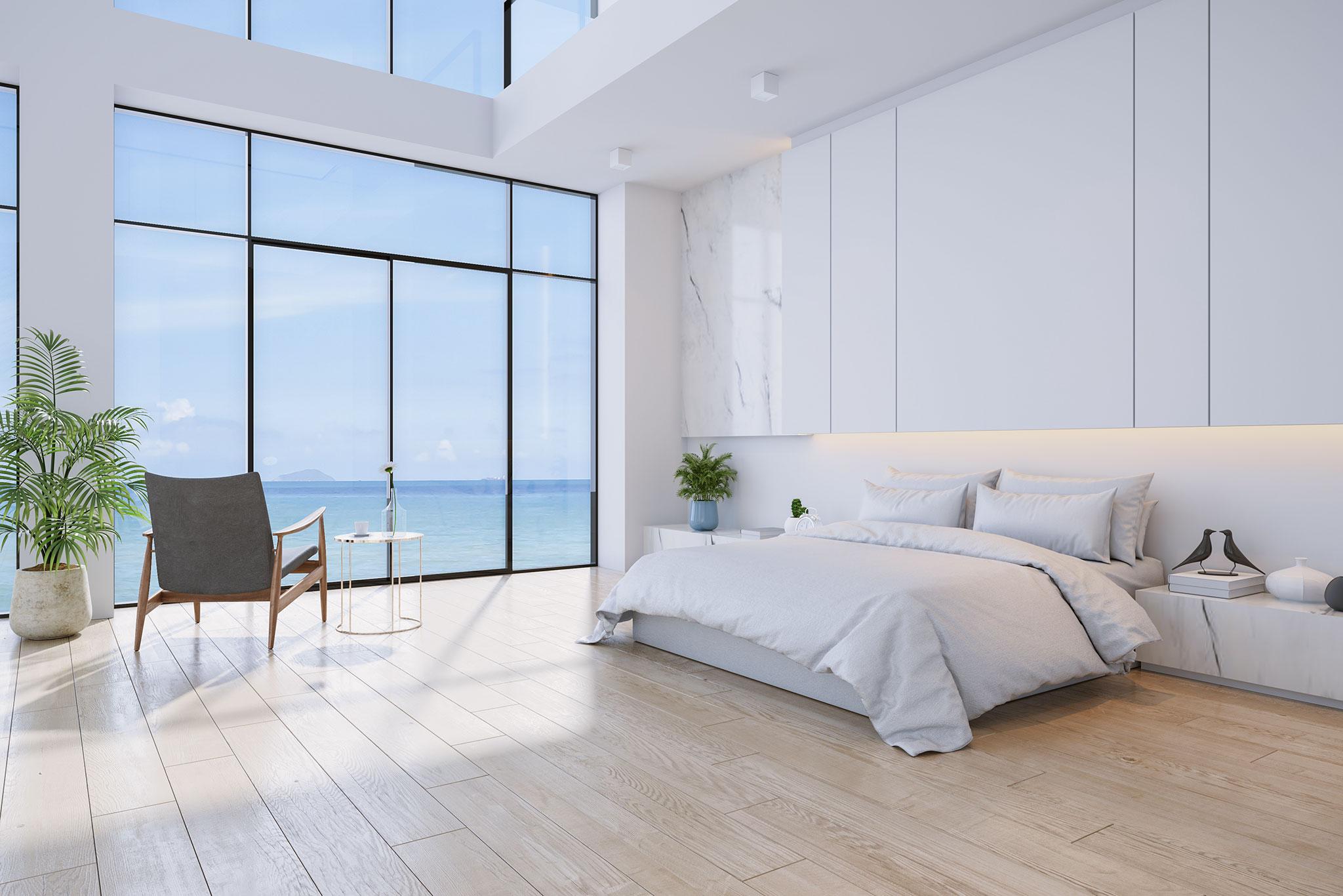 Air Mavericks Ocean Bedroom