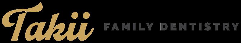 Takii text logo