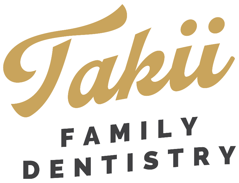 TAKII gold logo