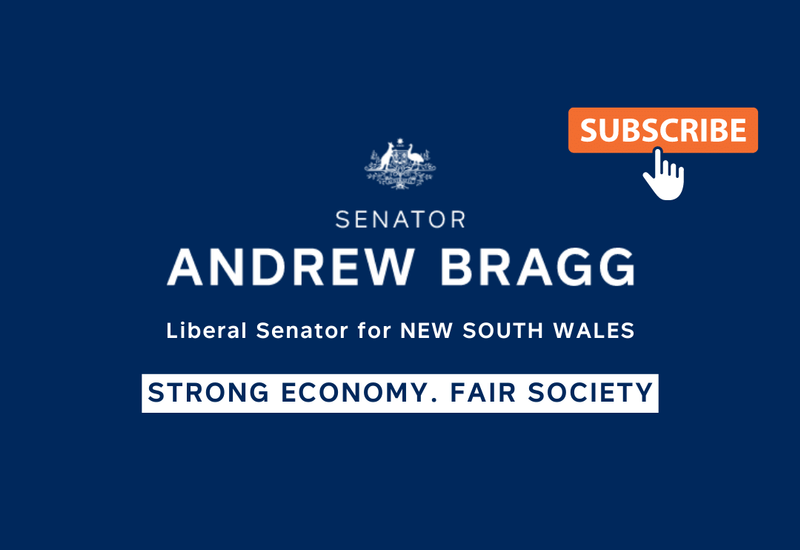 Andrew Bragg Cover Image