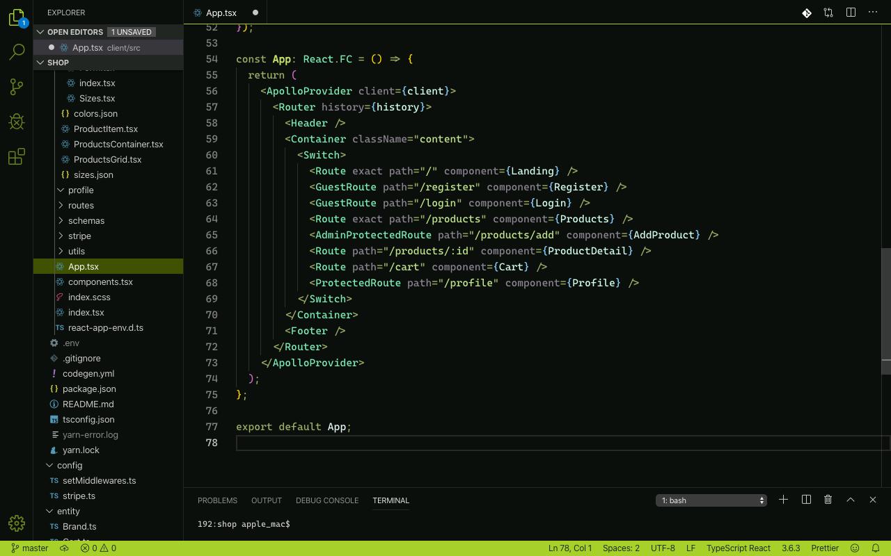 Merko VS Code theme