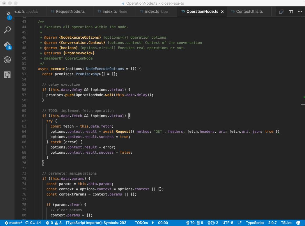 Darcula for VS Code