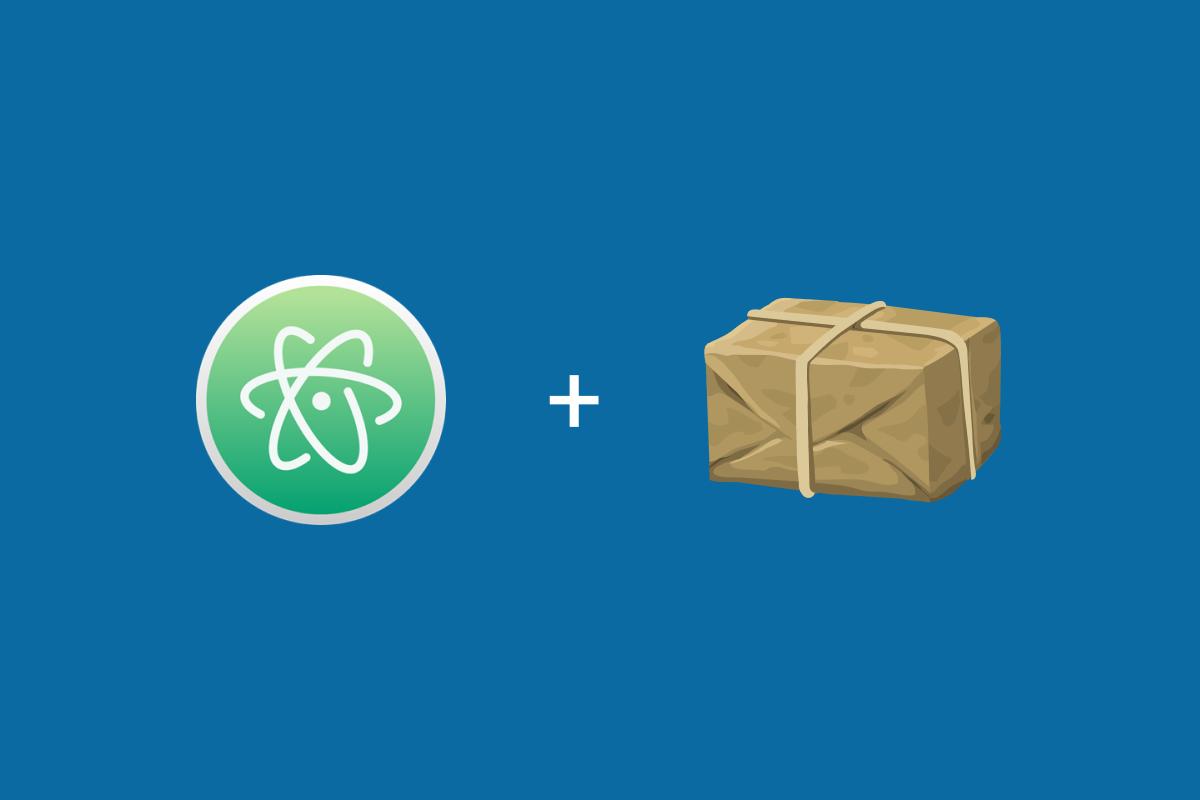 Atom top packages