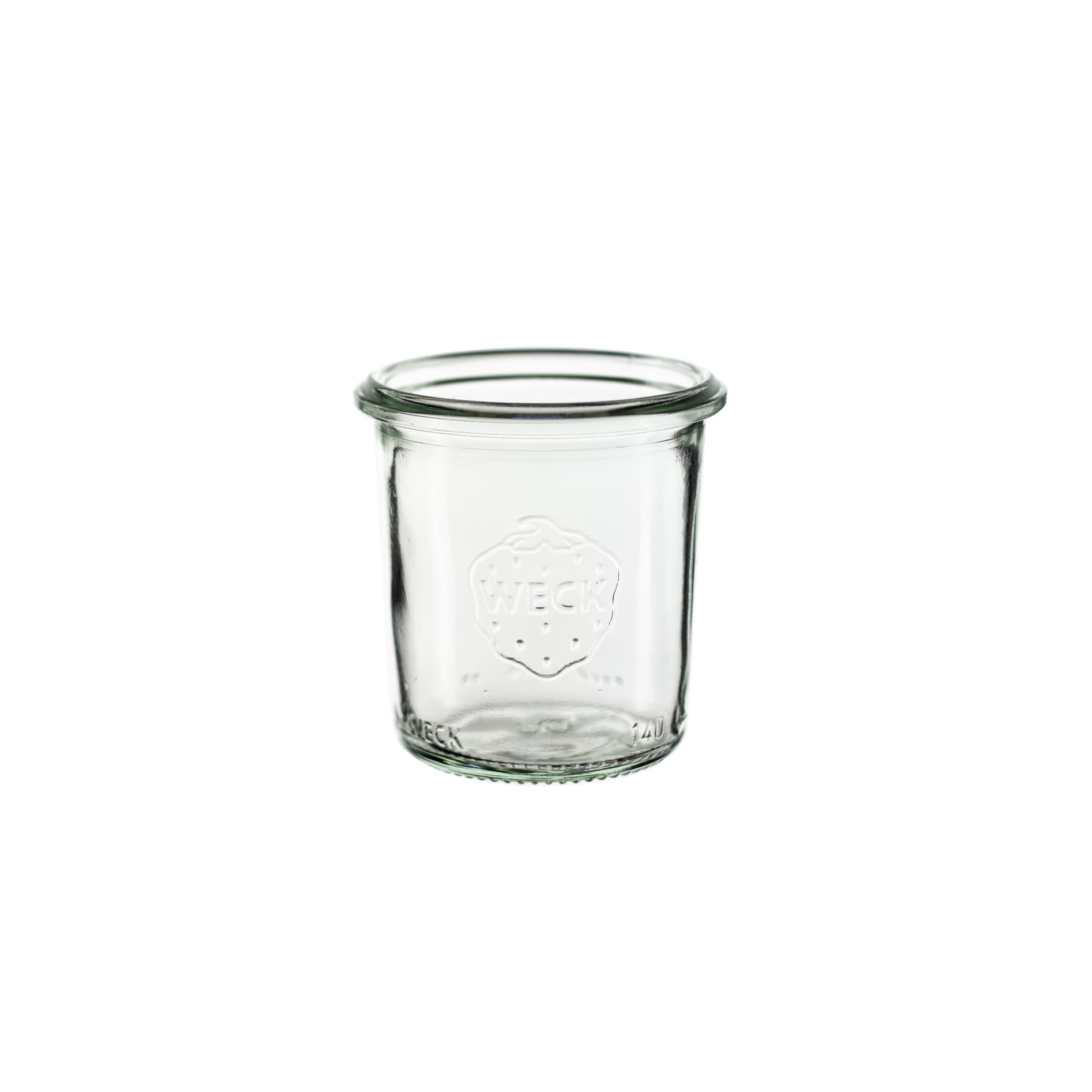Weckglas Dessertglas