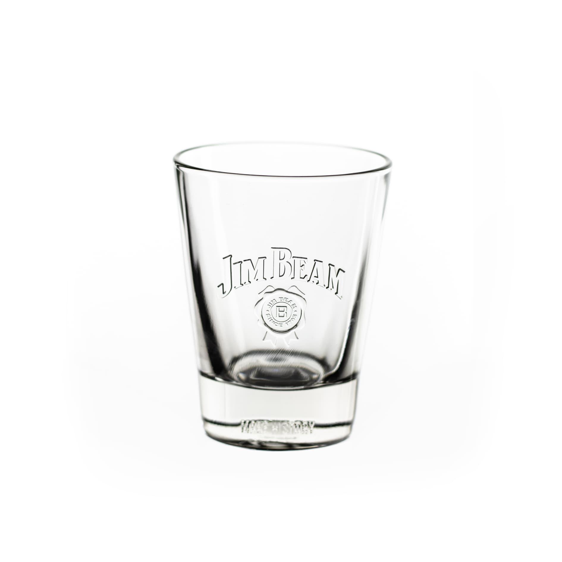 Jim Beam Whiskyglas