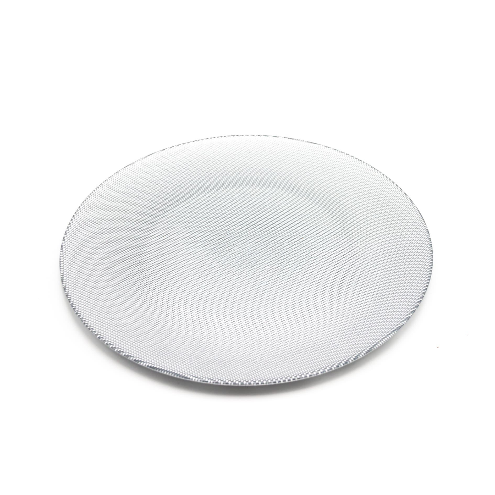 Platzteller silber