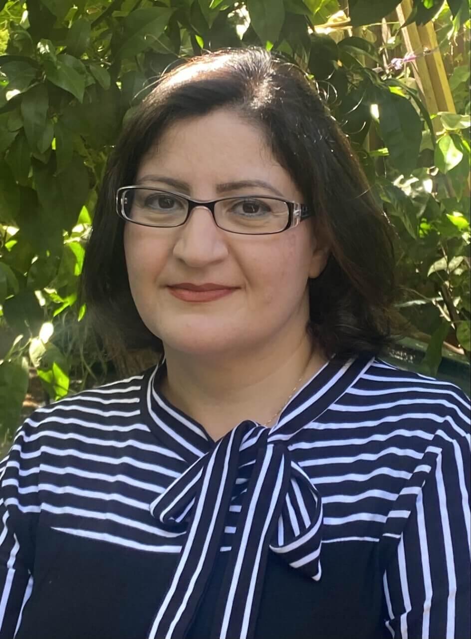 Dr. Mamak Saffarpour