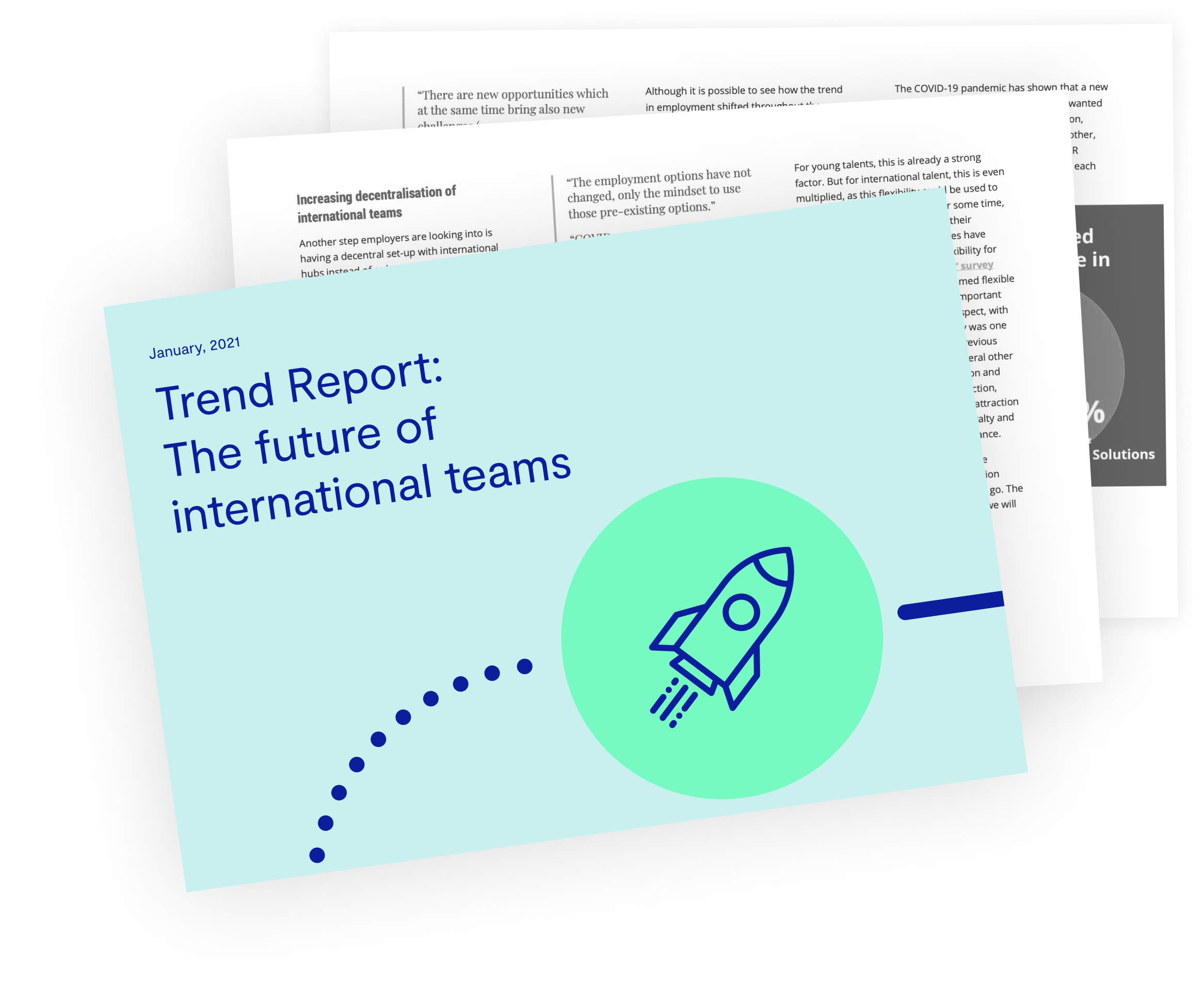 Trend Report: The Future of International Teams