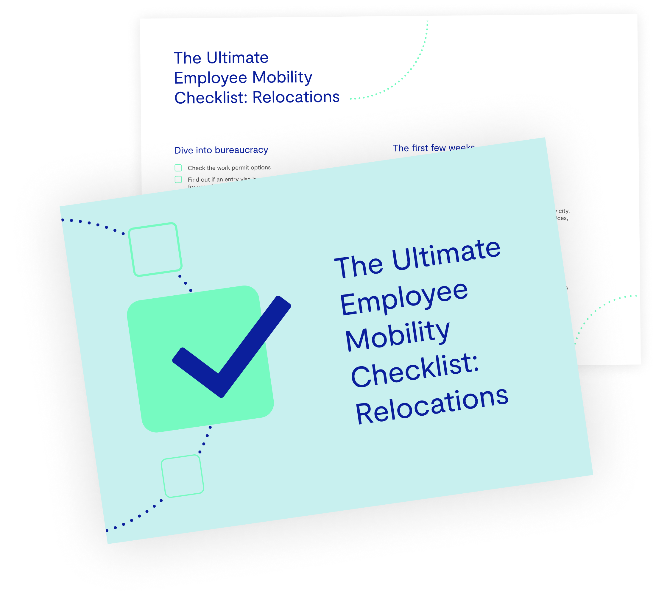The Ultimate Employee Mobility Checklist: Relocations