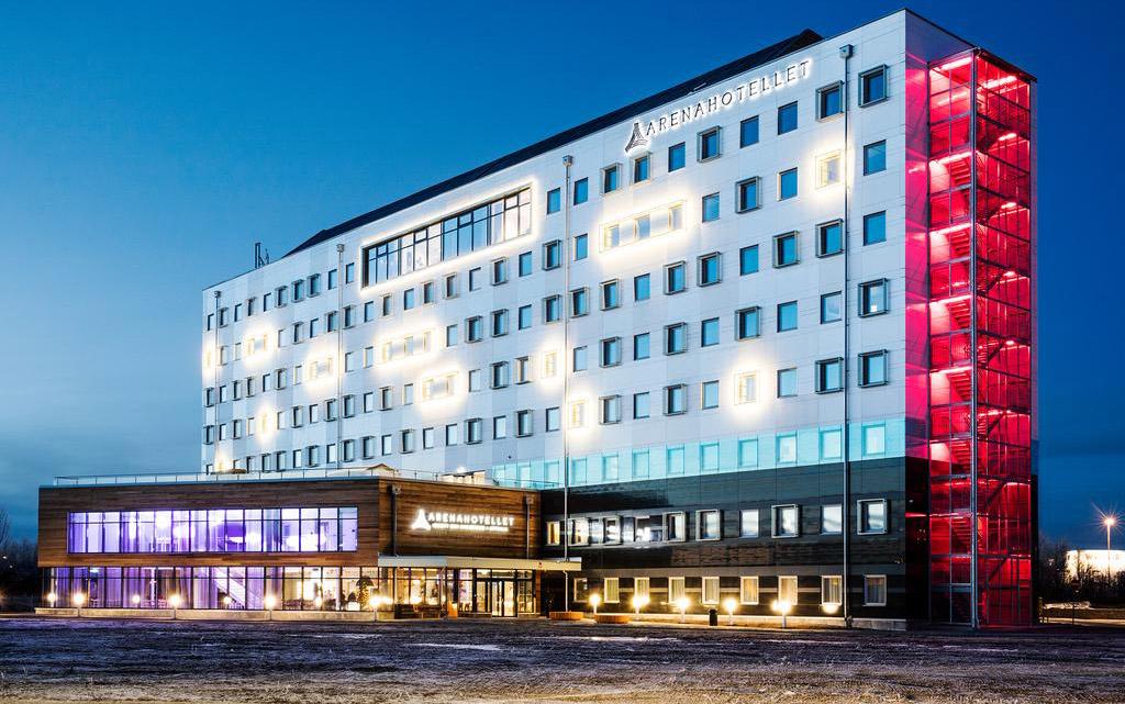 Arena Hotel in Uppsala