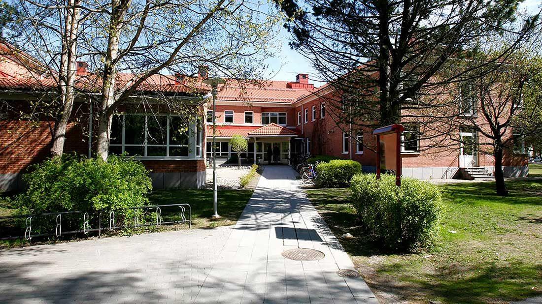 Swedish National Courts Administration premises in Umeå