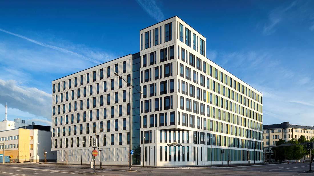 Judicial Centre in Örebro