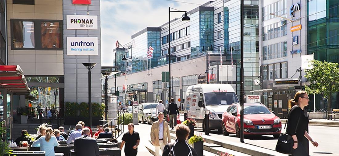 Solna Business Park