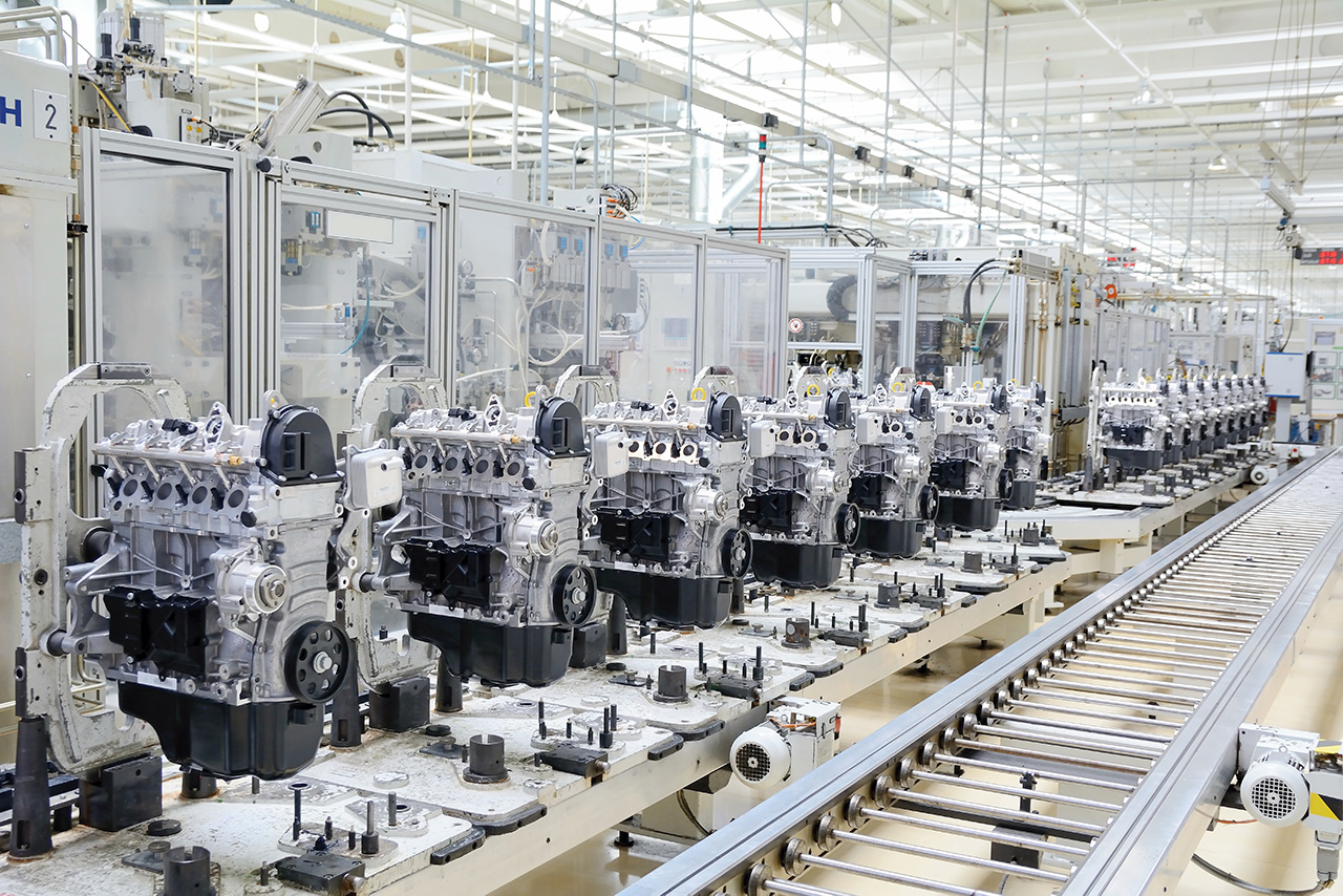 Processes and Manufacturing