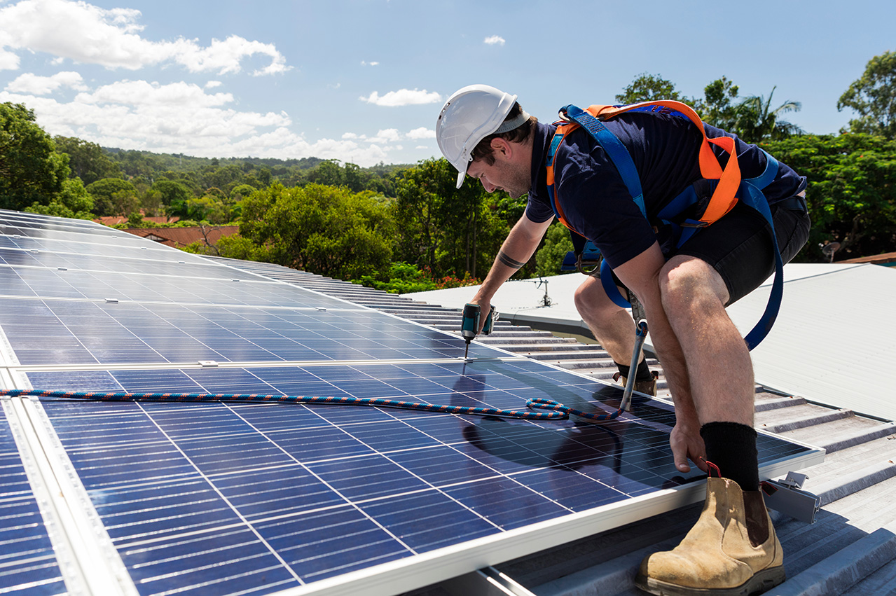 Rooftop Solar & Wind