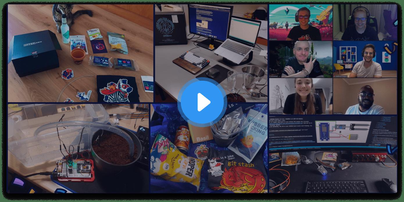 Video explaining Make Events
