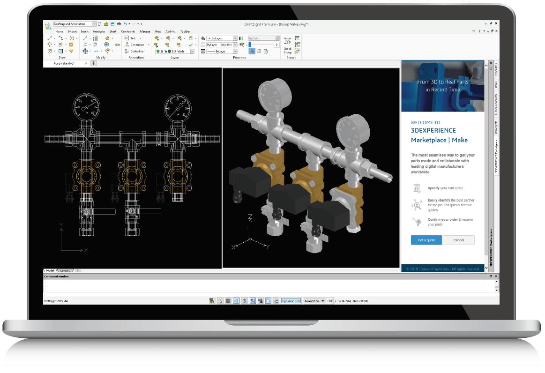 logiciel de traçage en tuyauterie industrielle