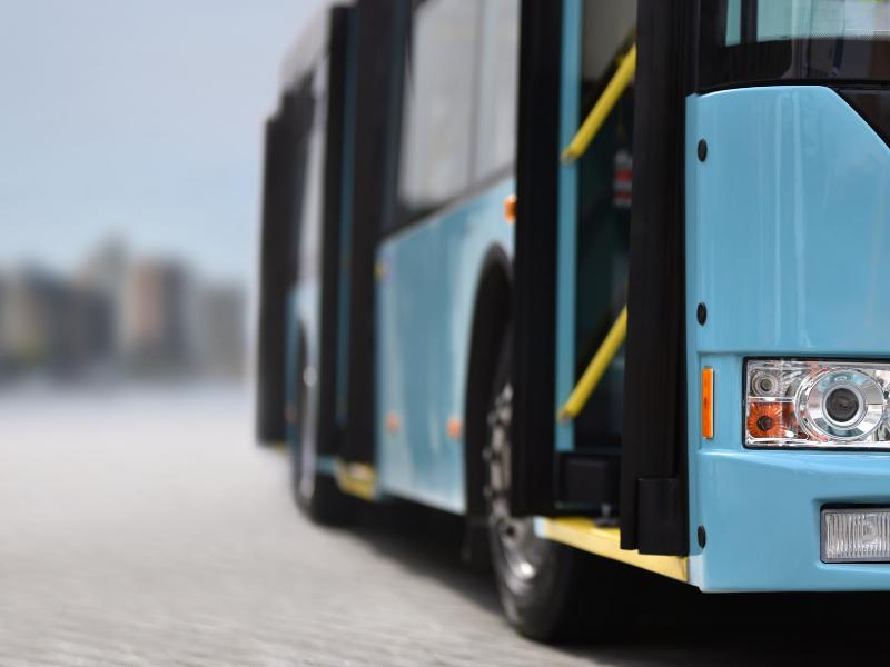 transport écologique comme le bus