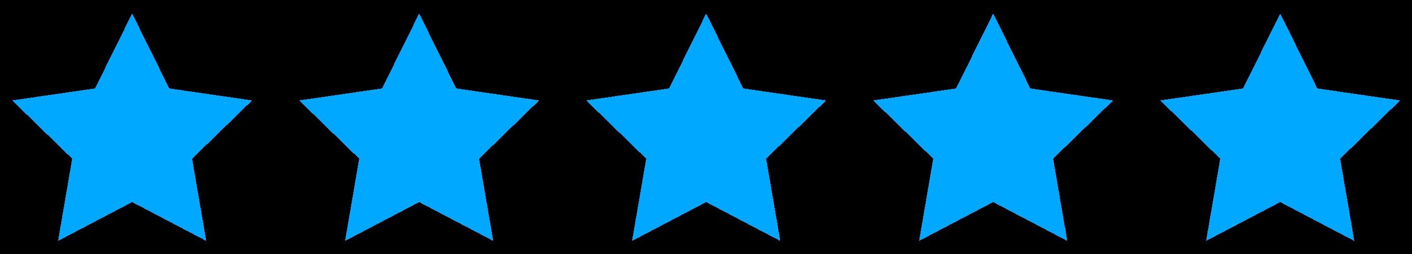 Sterne Bewertung