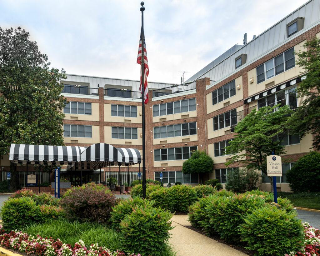 About Us, Vinson Hall Retirement Community, McLean, VA