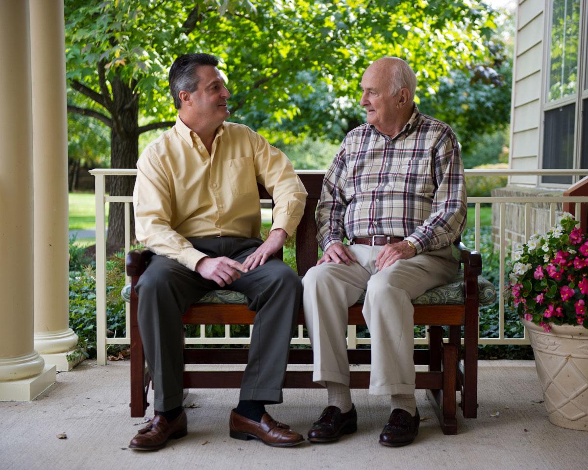 Vinson Hall Assisted Living Seniors, McLean, VA