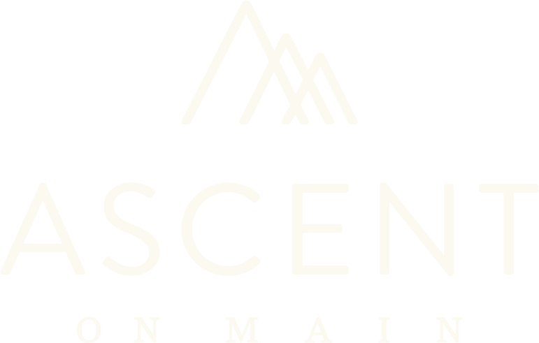 Ascent on Main logo