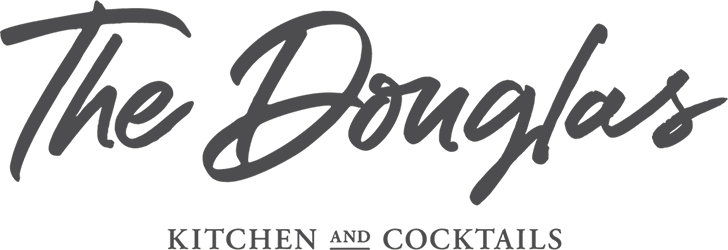 The Douglas Kitchen and Cocktails logo
