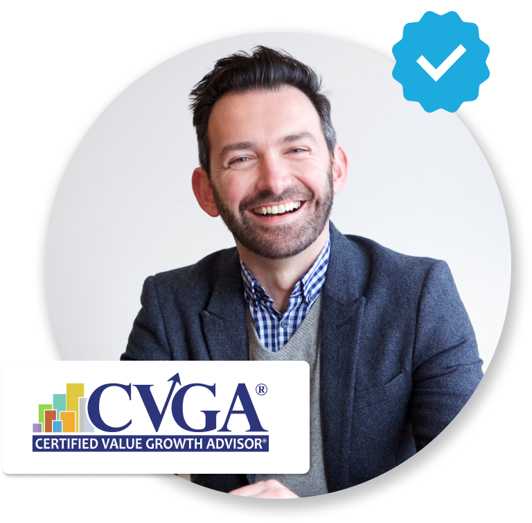 Certified Value Growth Advisor Badge