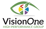 VisionOne - High Performance Group Logo