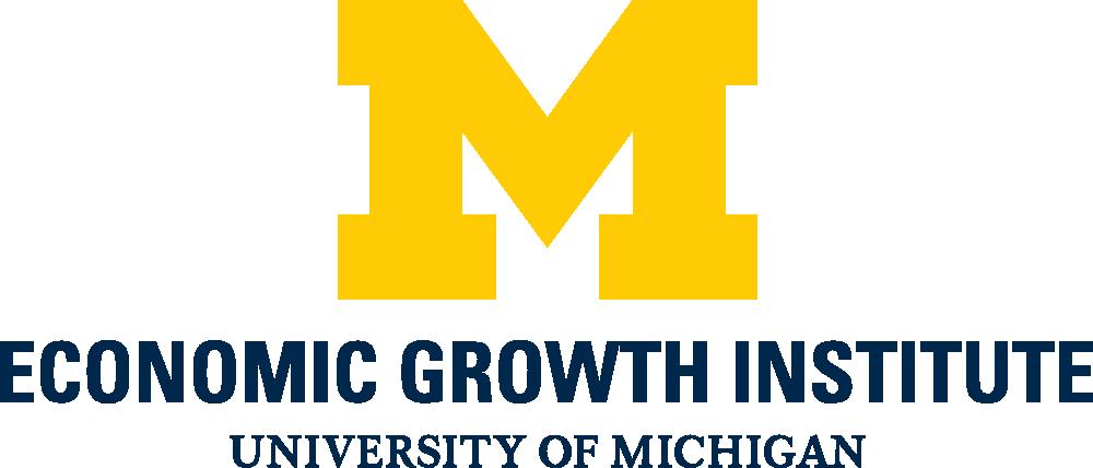 University of Michigan Economic Growth Institute Logo