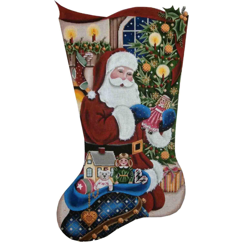 1381b Santa Presents, Girl