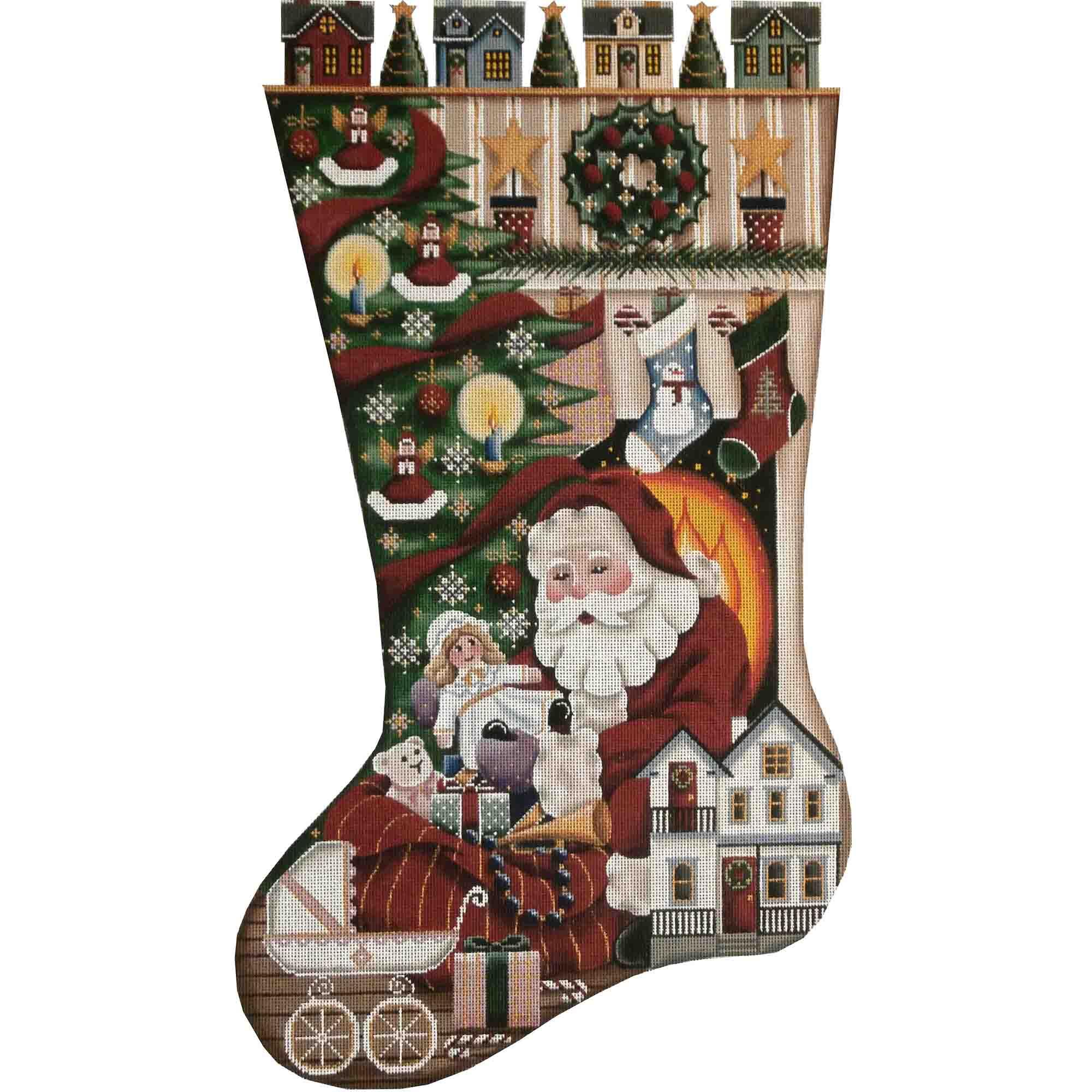 1363a Santa's Gift, Girl