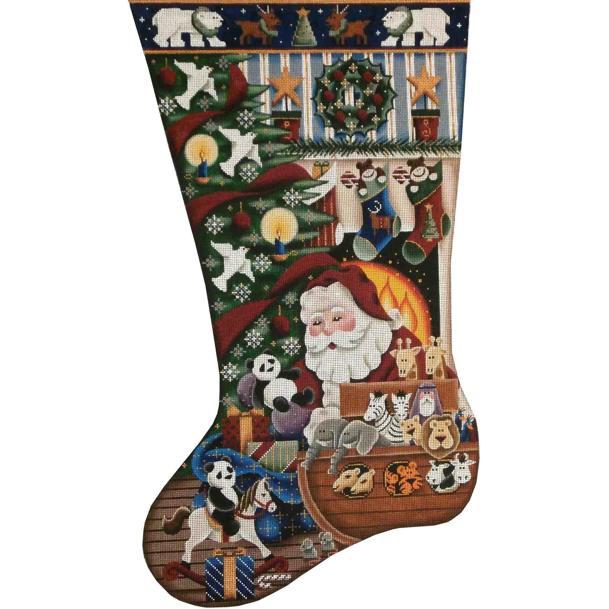 1363b Noah's Ark Christmas