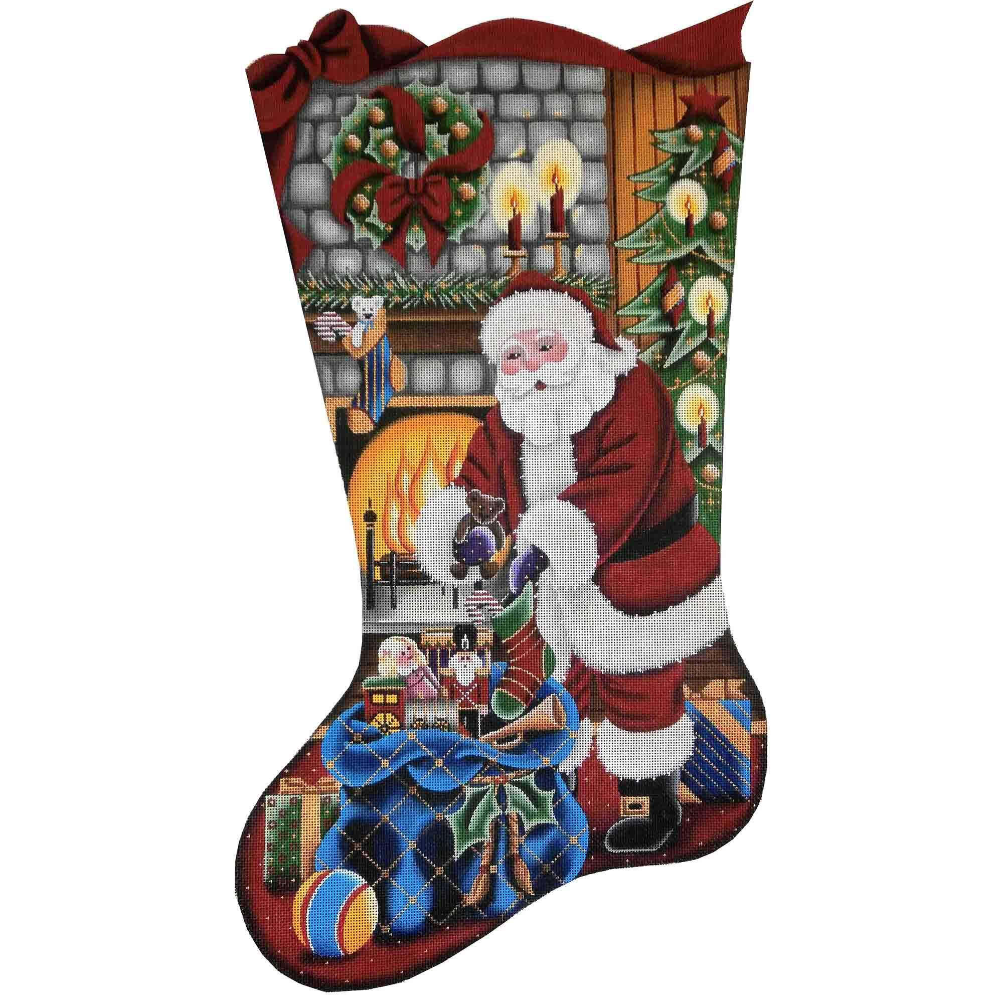 1371 Filling Stockings