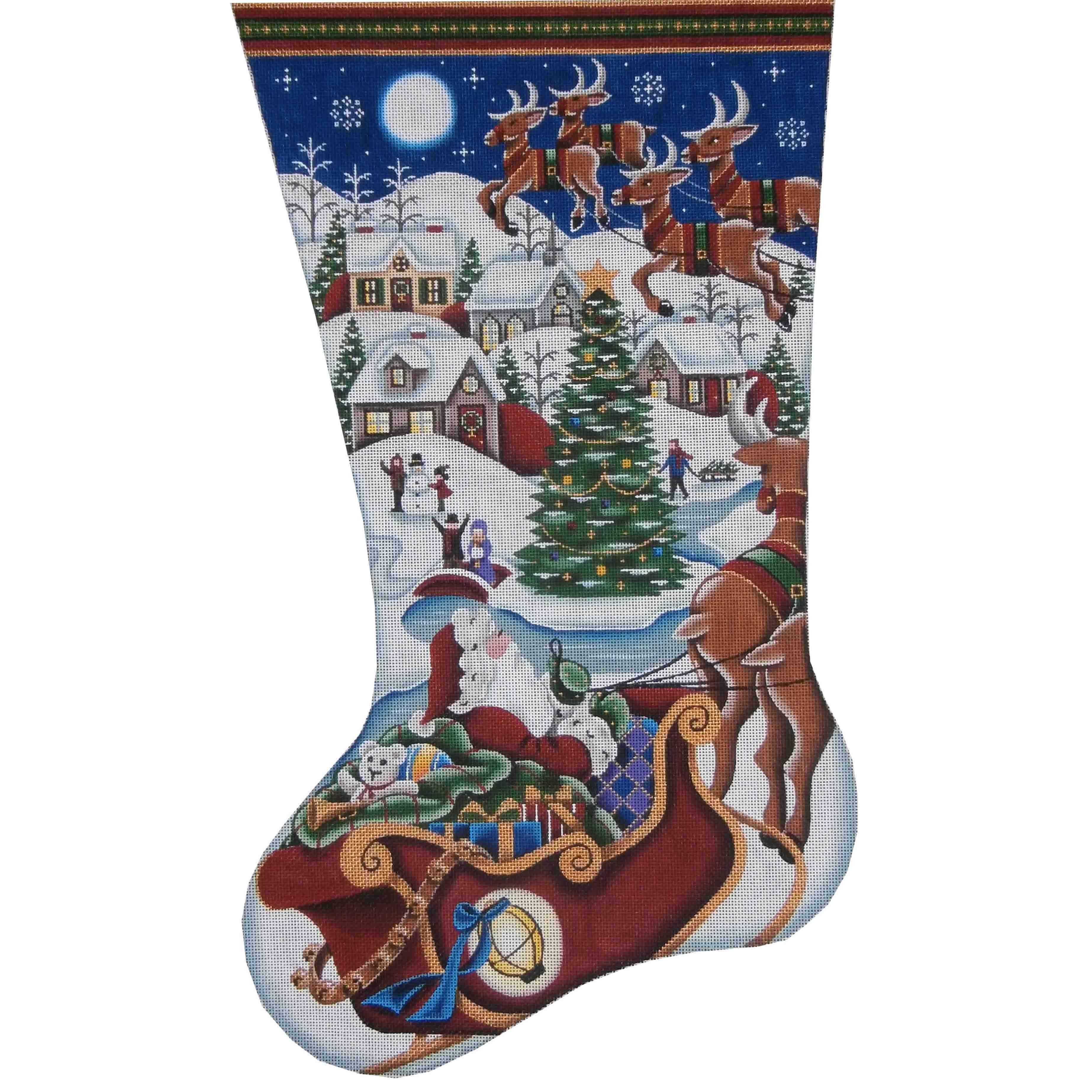 1374 Village Christmas