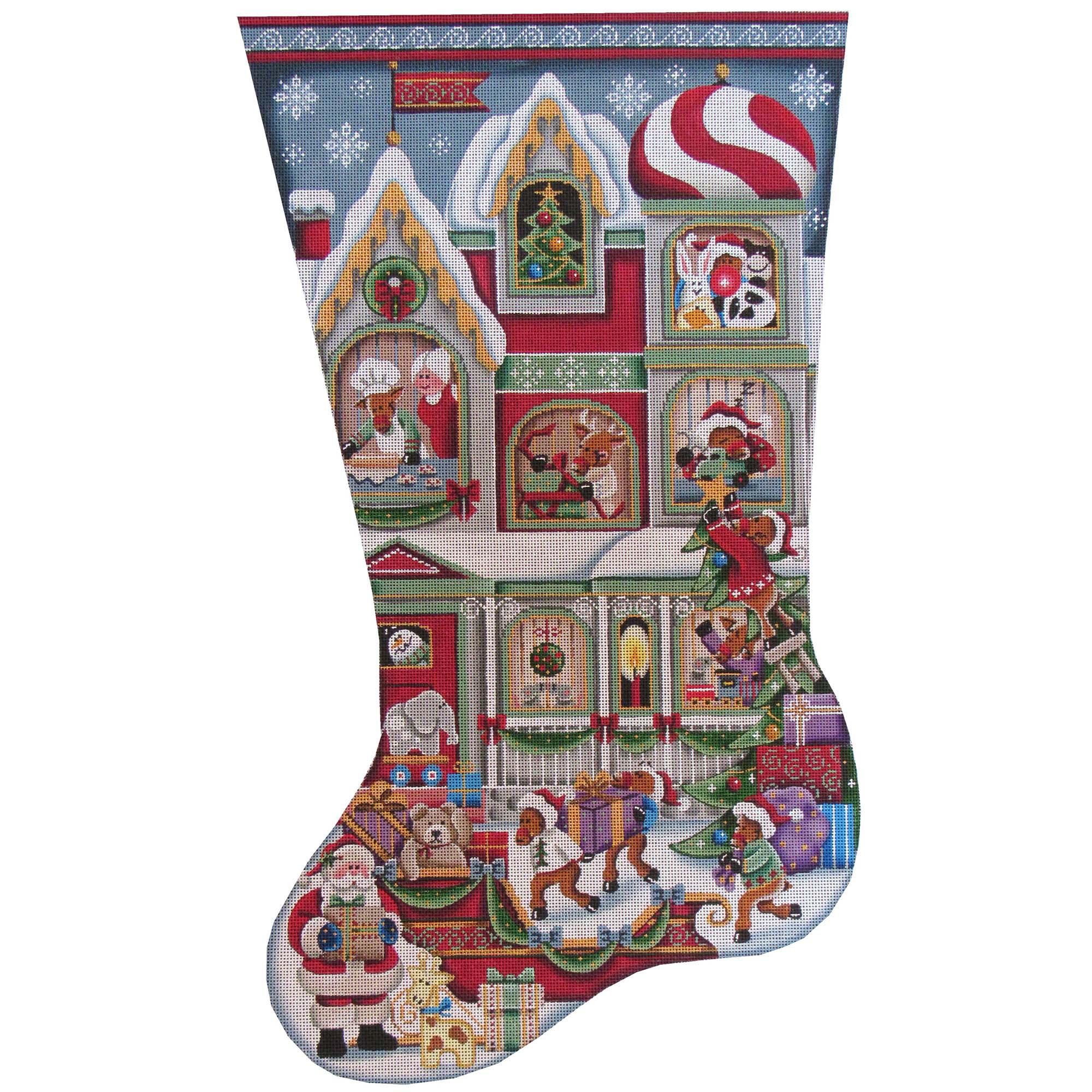 1398 Santa'S Helpers