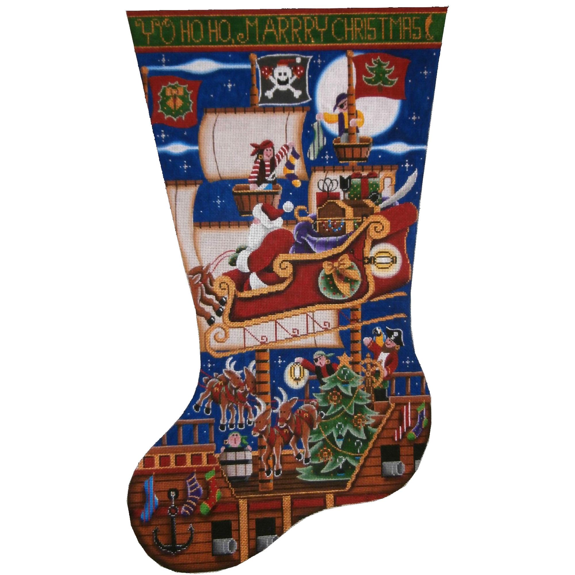 1369 Pirate's Christmas