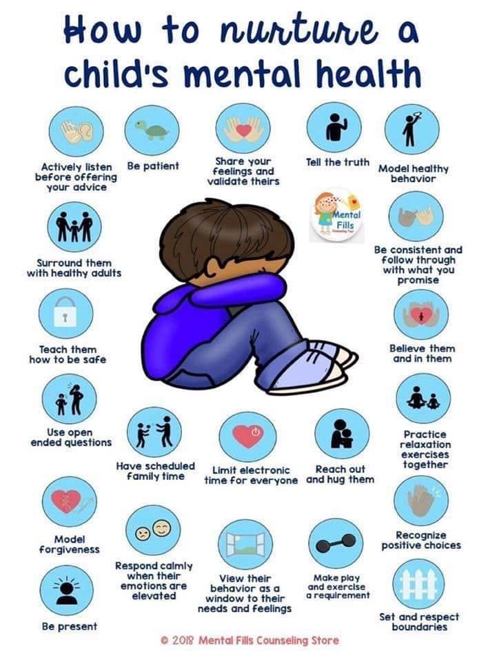How to Nurture a Child's Mental Health