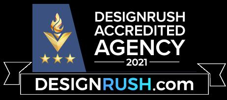 DesignRush accredits Mastic as a Top Digital Agency