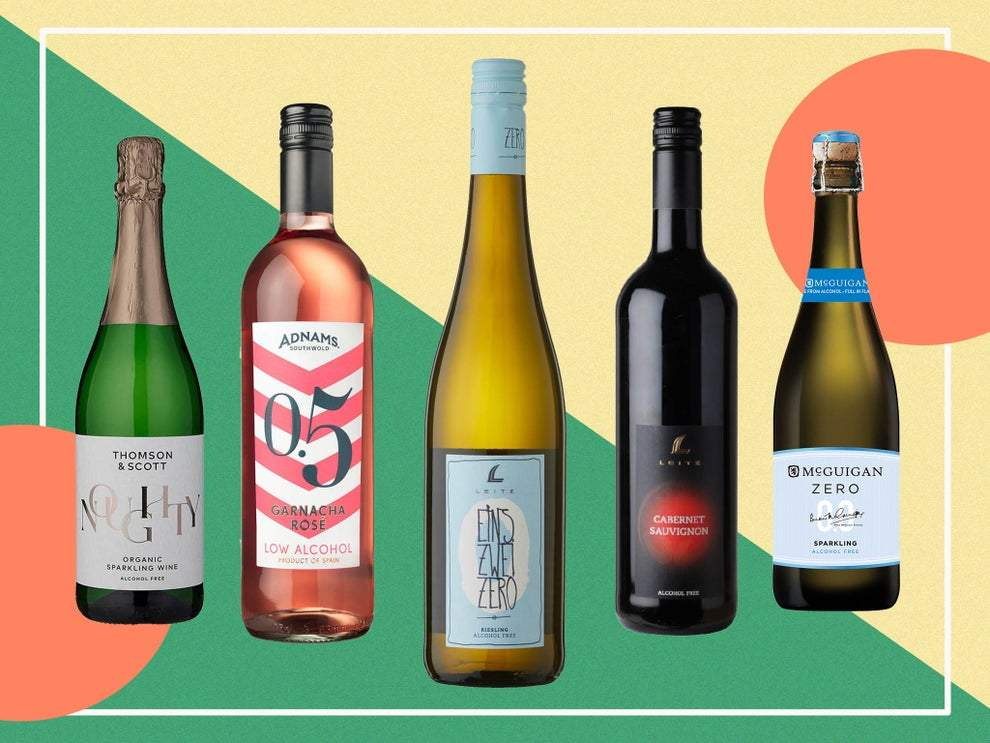 """The Independent has singled out Noughty as one of the best alcohol-free wines for Dry January and has listed it at the top of its Top Ten list. Journalist Claire Dodd says, """"In short, when it comes to booze-free-fizz, Noughty is as close to the real thing as we've found."""""""